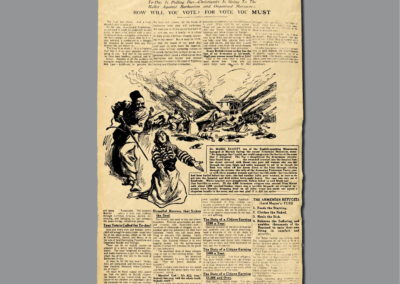 The Times of the Armenian Genocide - 3