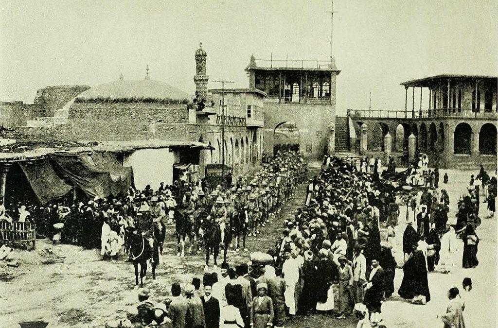 UK Armenians & WW1 Project