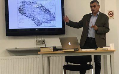 Book Launch: Ara Sarafian presents Gomidas Institute's latest book