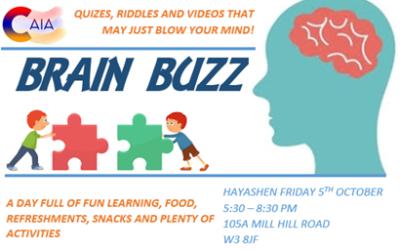 HAYC: Brain Buzz