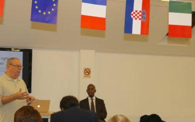 EU Citizens' Rights & Brexit Event
