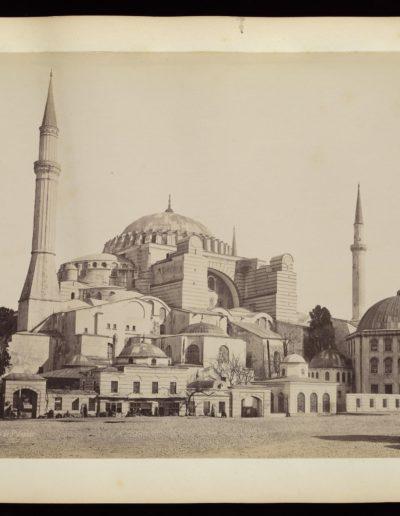 Aya Sophia exterior 1868