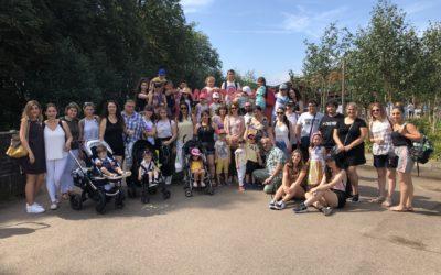 Fun day at the Zoo